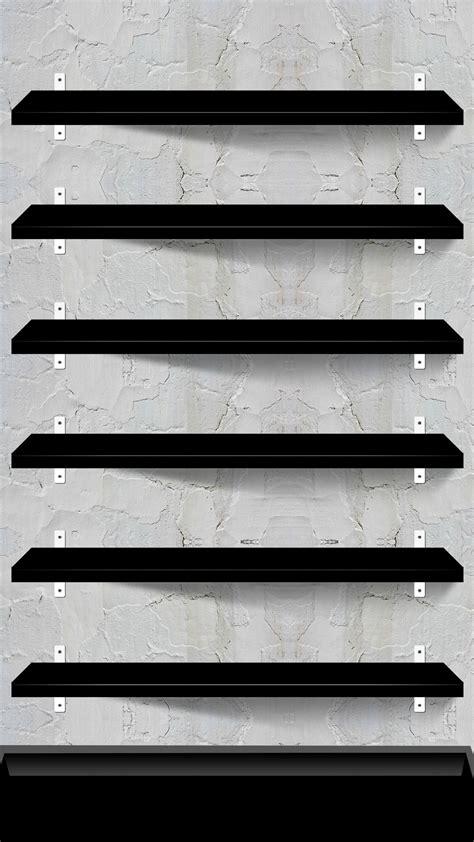 White Metal Etagere 10 Fonds D 233 Cran 233 Tag 232 Res Pour Les Iphone 7 7 Plus Et