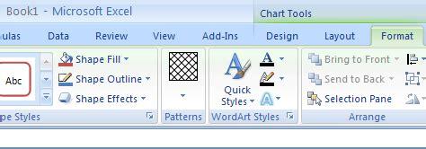 pattern ui xlam การใส pattern ในกราฟ excel ของ microsoft office 2007