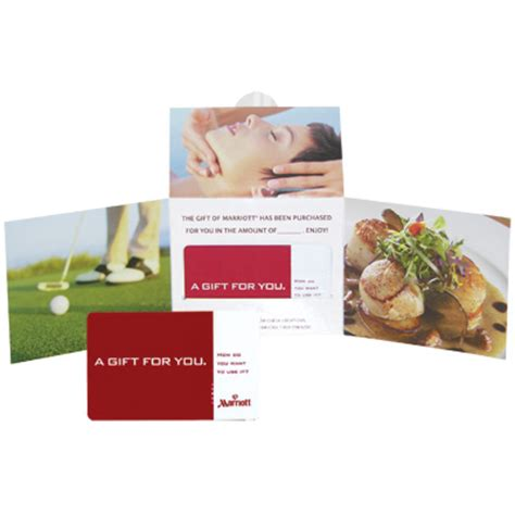 Marriott Hotel Gift Cards - rewards