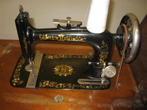 antiques atlas janome new home treadle sewing machine 1867