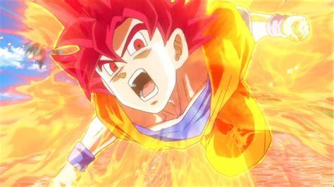 dragon ball z super saiyan wallpaper hd son goku super saiyan god wallpaper anime pinterest