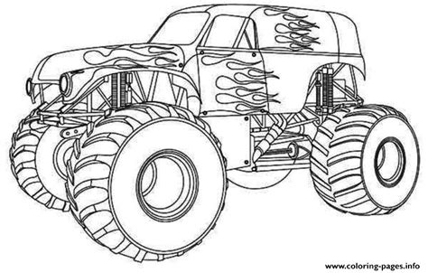 hot wheels christmas coloring pages hot wheels monster truck kids coloring pages printable