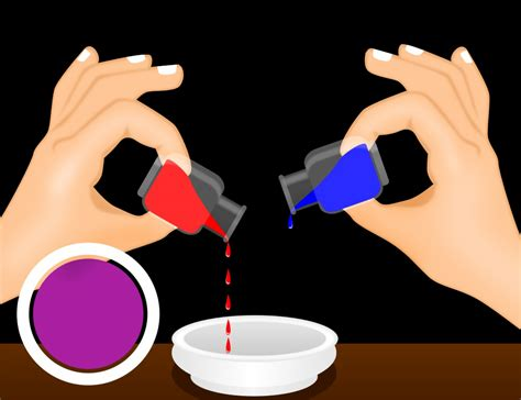 how to make purple with food coloring how to make different colors with food coloring 8 steps