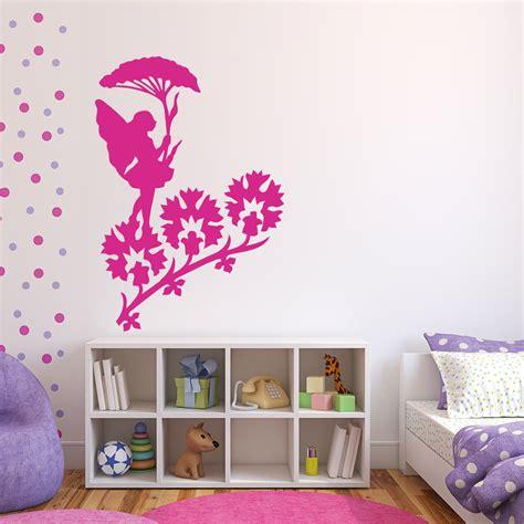 Wandtattoo Kinderzimmer Fee by Fee Mit Blumenschirm F 252 R Wohnzimmer Kinderzimmer