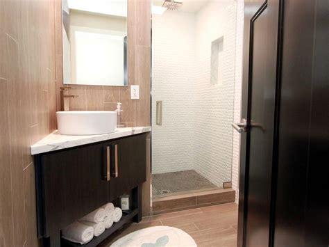 corner bathroom vanity with vessel sink