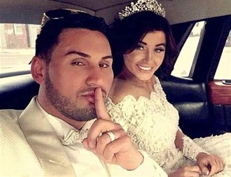 fat pizza actor george nassour salim s sister sanaa mehajer to marry moudi tajjour