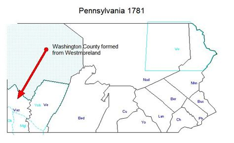 Westmoreland County Pa Records In Washington County Pennsylvania From 1786 To 1820 Family Dna