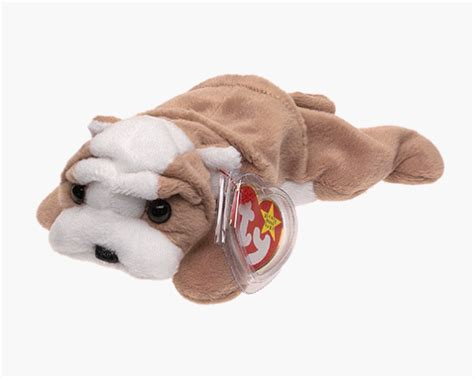 beanie baby puppy wrinkles the ty beanie babies