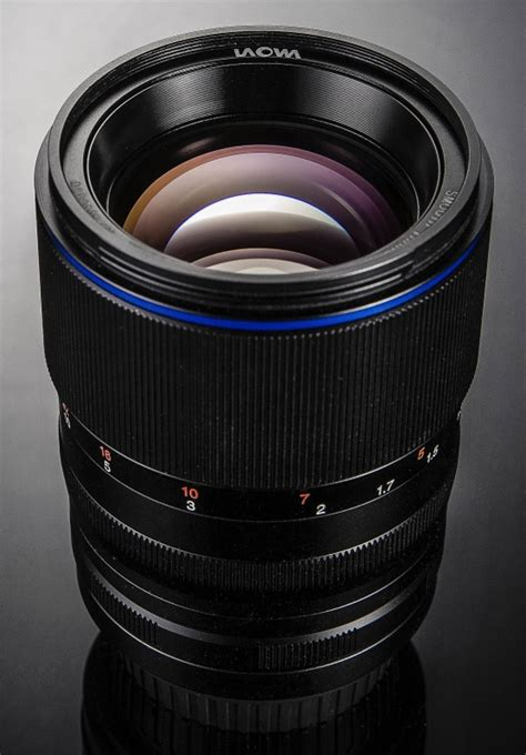 Venus Optics Laowa Laowa 105mm F2 Smooth Trans Focus Lens venus optics laowa 105mm f2 0 stf canon smooth trans