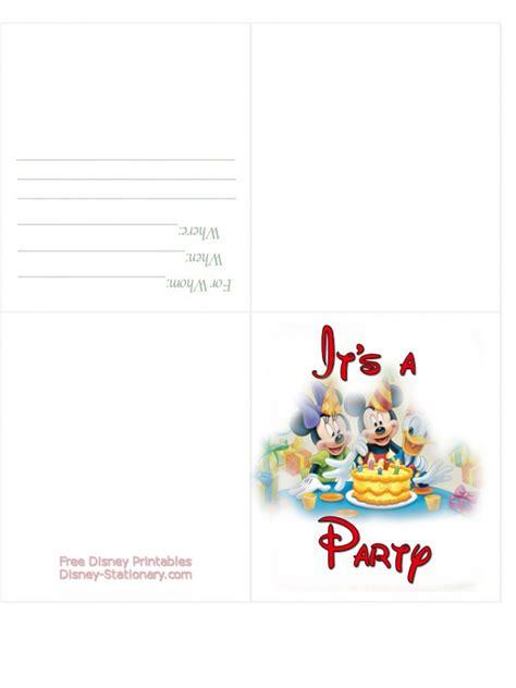 free disney invitation templates free printable disney cars birthday invitations