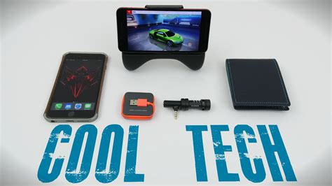 cool tech gifts cool tech gifts episode 1 funnydog tv