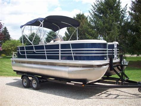pontoon boats for sale ohio starcraft boats for sale in ohio