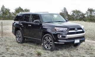 Toyota 4 Runner Limited 2014 Toyota 4runner Limited A Square Peg In A