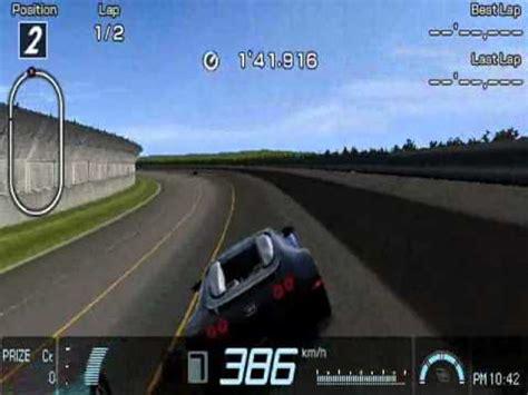 theme psp gran turismo gran turismo psp bugatti veyron top speed 432 km h youtube