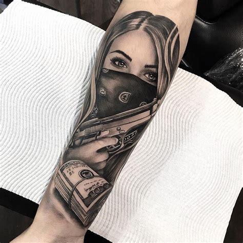 top 10 bandana design tattoos gangster tattoos best gangster by big gus
