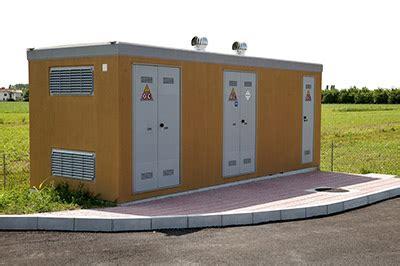cabina elettrica prefabbricata cabine di trasformazione mt bt nuova guida anie energia