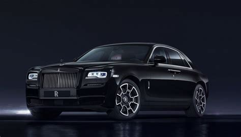 black rolls royce rolls royce ghost black badge review top speed
