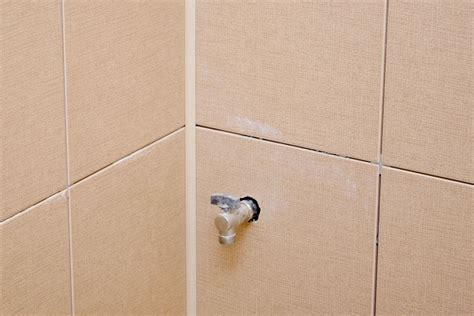 bathroom tile corner trim how to tile inside corners howtospecialist how to