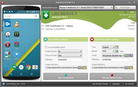 android screencast screencast o matic