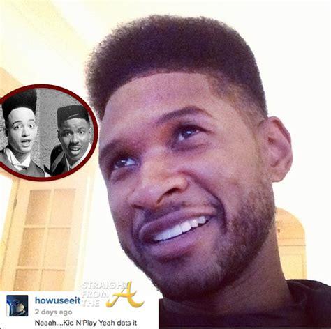usher mohawk fade haircuts for black men 2014 usher raymond haircut usher haircut style globezhair
