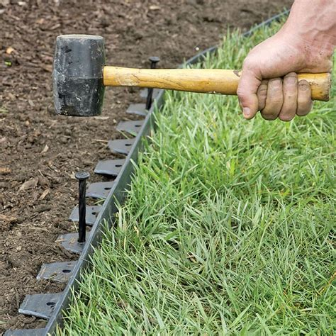 17 best ideas about metal landscape edging on