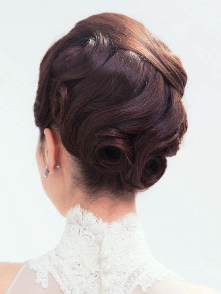 Wedding Hair Accessories Vancouver Bc by Best 25 50s Wedding Hair Ideas On Bridesmaid