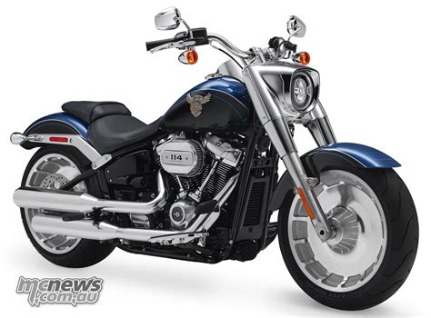 Boy Harley 2018 harley davidson range 8 new softails 114c i