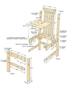 furniture plans 17 best ideas about wooden dining chairs on pinterest
