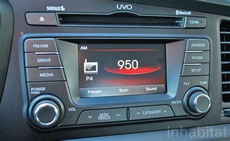 2012 Kia Optima Navigation System Test Drive The Kia Optima Hybrid Offers An