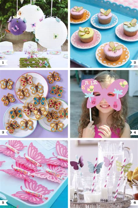 DIY butterfly party ideas   Chickabug