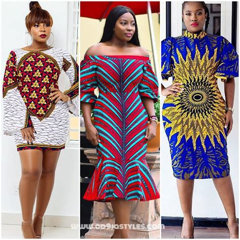 Simple Ankara Styles For Fat Ladies