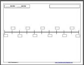 free printable timeline templates blank timeline template calendar template 2016