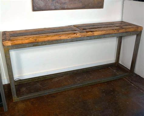 metal console table refinishing metal console table console table