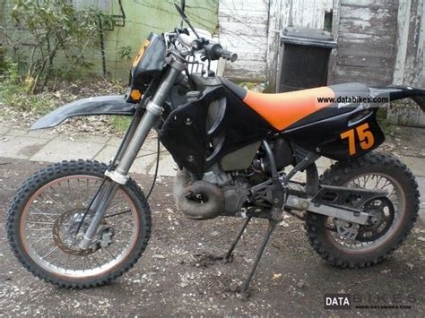 1995 Ktm 250 Exc Rally Cross Vehicles With Pictures Page 20