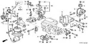 Acura Mdx 2004 Parts Acura Store 2004 Mdx Engine Mounts 2 Parts