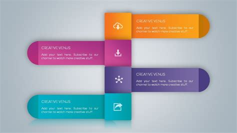 powerpoint design one slide only how to create unique infographic design in microsoft