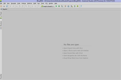 android studio rss tutorial android studio tutorial for beginners undercover blog