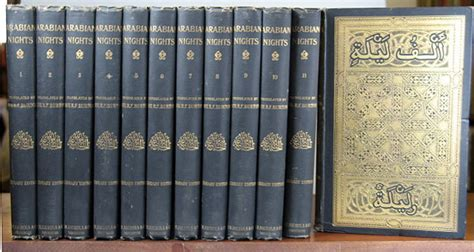 Bow Windows Bookshop arabian nights the book of the thousand nights and a