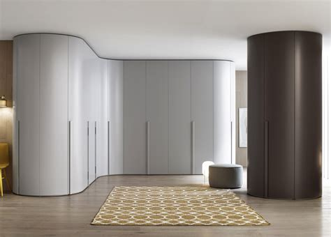Curved Wardrobes by Tempo Curved Wardrobe Fitted Wardrobes Bedroom Furniture