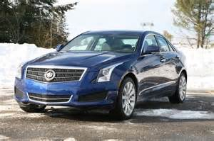 2014 Cadillac Ats 2 0 L Turbo Automatic Day By Day Review 2014 Cadillac Ats 2 0l Turbo Autos Ca