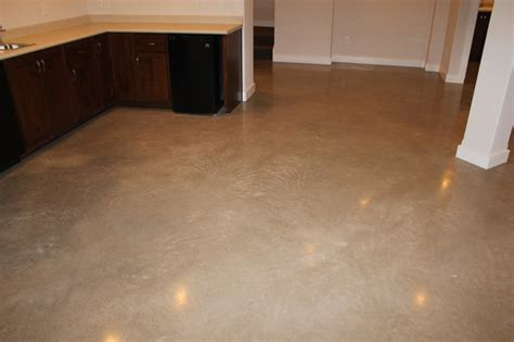 polished concrete basement floor polished concrete floor with exposed aggregate basement other metro by dancer concrete design