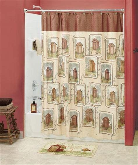 country bathroom decor sets 17 best ideas about outhouse bathroom on pinterest