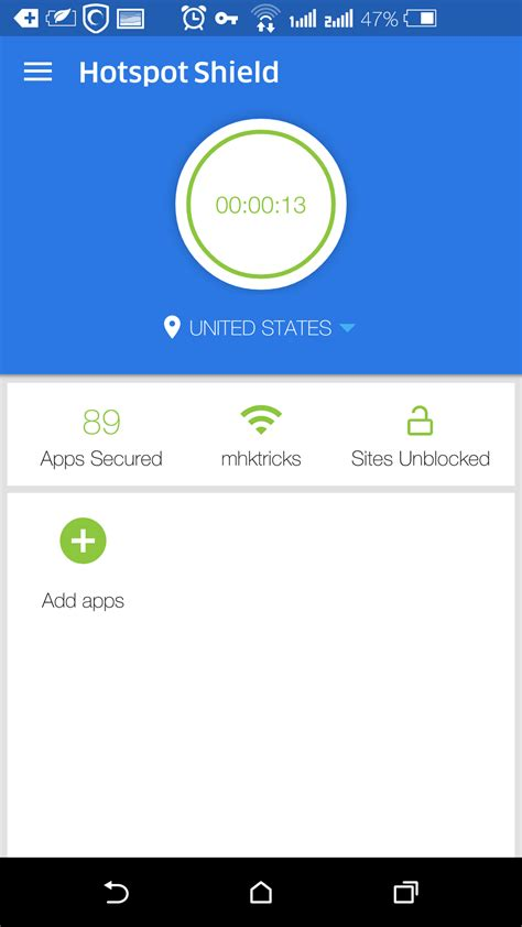 hotspot shield vpn elite 4 5 4 cracked apk is here mhktricks