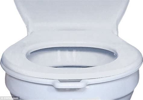 No More Feuds With The Toilet Seat Lifter by Free Toilet Seat Controlled Using A Button Daily