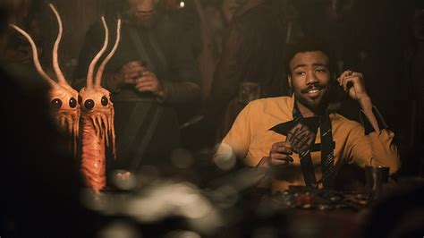 ?Solo: A Star Wars Story? Footage Shows Han Meeting Lando ? Variety