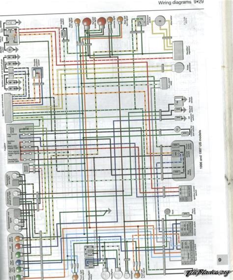 honda cbr 600 rr vehicle wiring diagram triumph bonneville