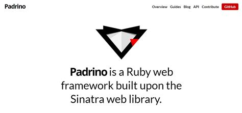 lightweight ruby web framework 20 best ruby frameworks web developers can use