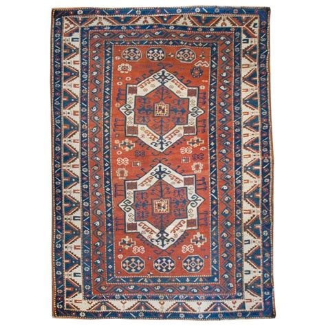 interesting rugs interesting 19th century fachralo kazak rug for sale at