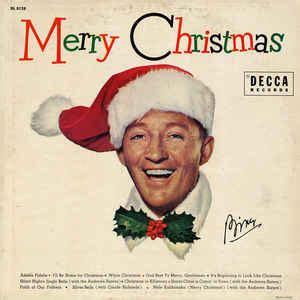 bing crosby hawaiian christmas bing crosby merry christmas vinyl lp album at discogs