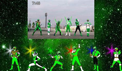 legendary green ranger mode rangeranime deviantart